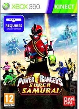 Power Rangers: Super Samurai (Bazar/ Xbox 360 - Kinect)