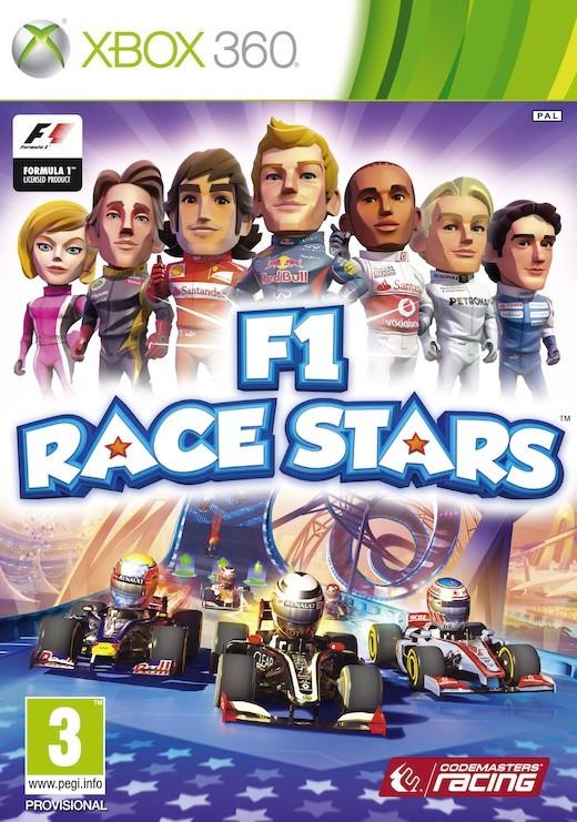 F1 Race Stars (Bazar/ Xbox 360)
