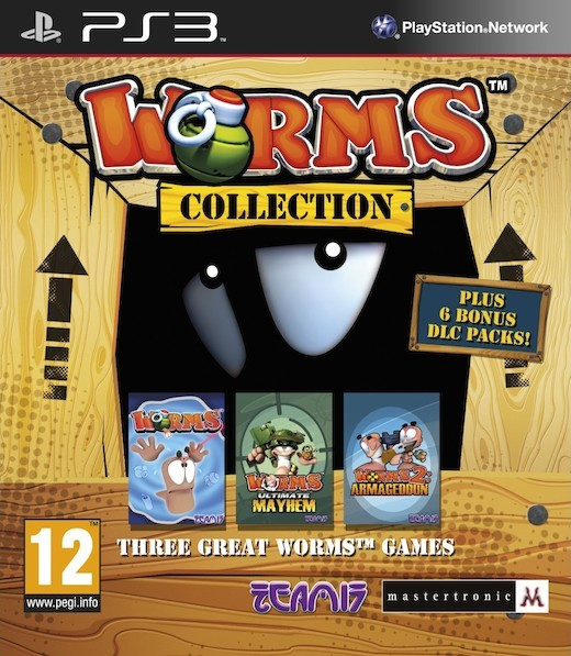 Worms Collection (Bazar/ PS3)