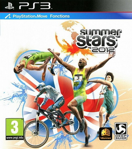 Summer Stars 2012 (Bazar/ PS3 - Move)