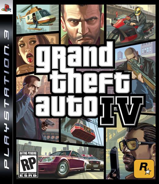 Grand Theft Auto IV /GTA IV/ (PS3)
