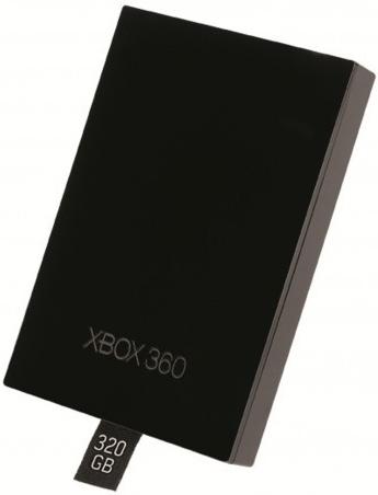 Hard Drive 320 GB Slim (Bazar/ Xbox 360)