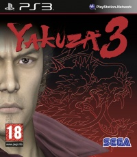 Yakuza 3 (Bazar/ PS3)