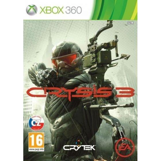Crysis 3 CZ (Xbox 360)