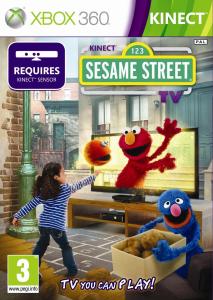 Kinect Sesame Street TV (Bazar/ Xbox 360 - Kinect)
