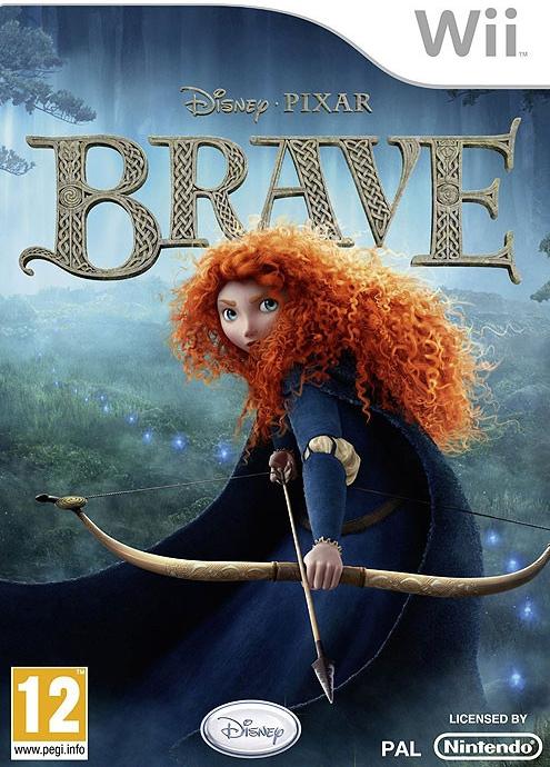 Brave (Bazar/ Wii)