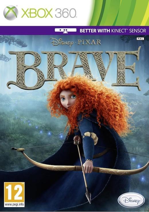 Brave (Bazar/ Xbox 360 - Kinect)