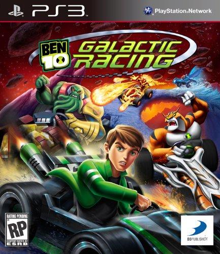 Ben 10: Galactic Racing (Bazar/ PS3)