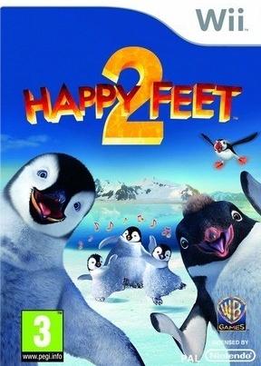 Happy Feet 2 (Bazar/ Wii)