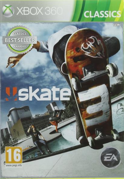 Skate 3 (Bazar/ Xbox 360)