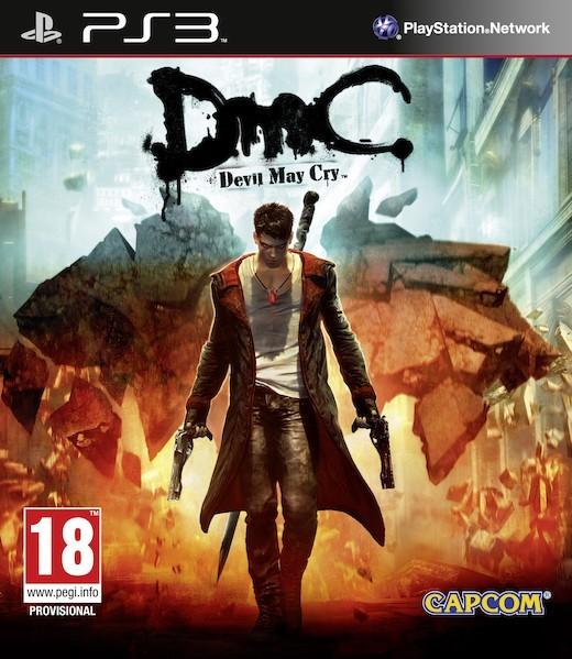 DMC: Devil May Cry (Bazar/ PS3)