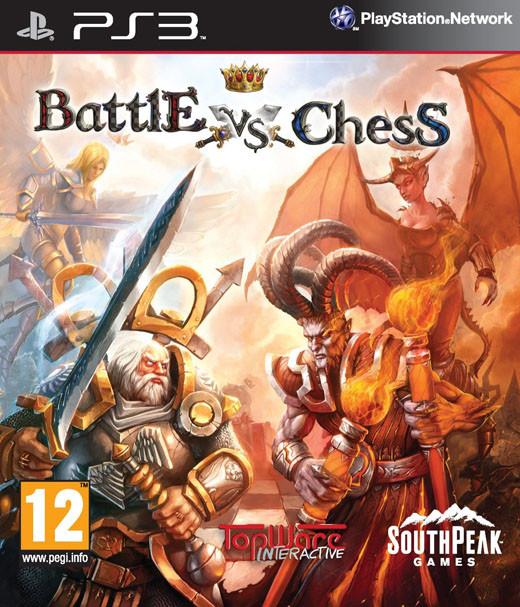 Battle vs. Chess (PS3)
