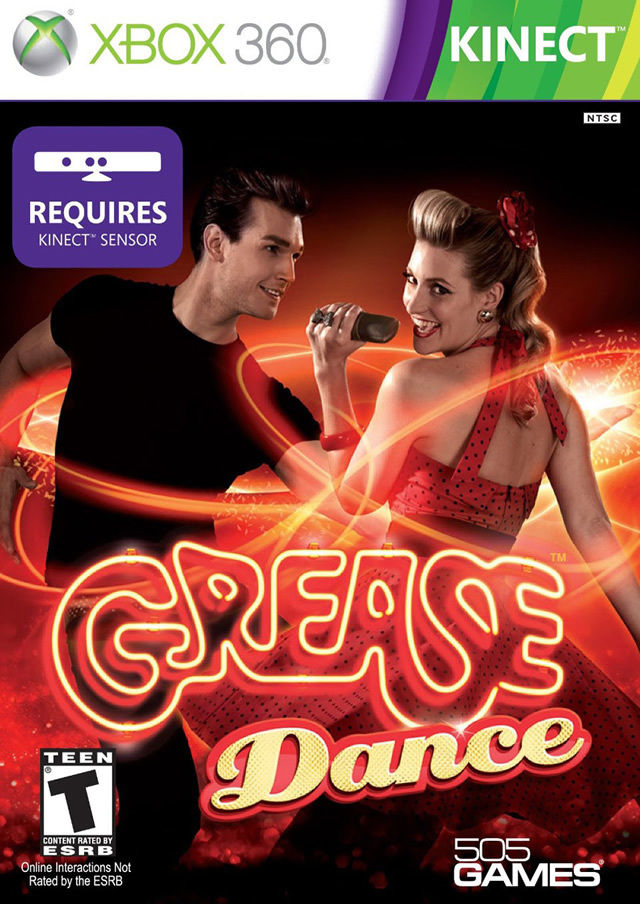 Grease Dance (Bazar/ Xbox 360 - Kinect)