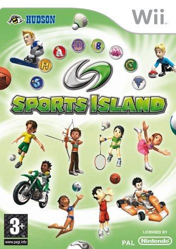 Sports Island (Bazar/ Wii)