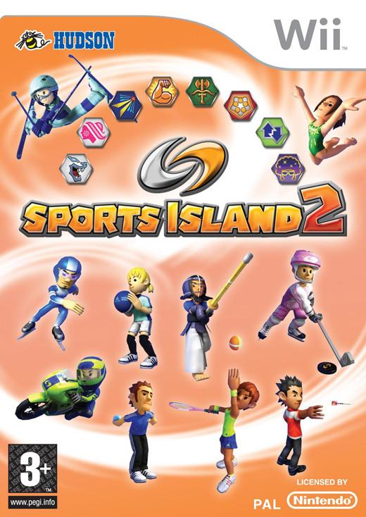 Sports Island 2 (Bazar/ Wii)