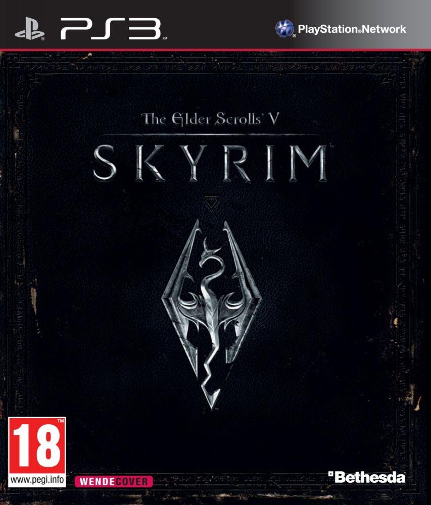 The Elder Scrolls V: Skyrim (Bazar/ PS3) - FR
