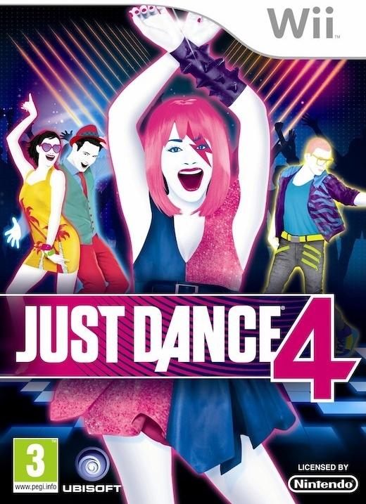 Just Dance 4 (Bazar/ Wii)