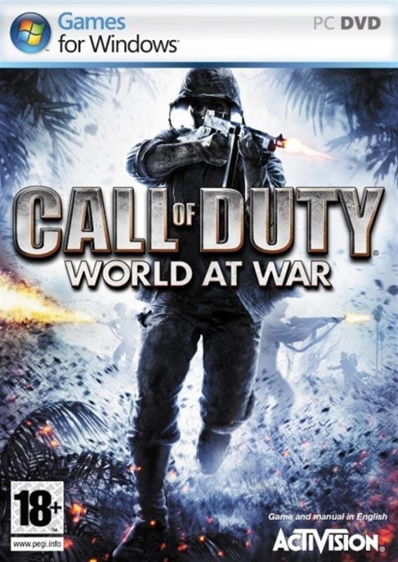 Call of Duty: World at War (PC)
