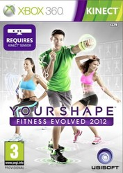 Your Shape Fitness Evolved 2012 (Bazar/ Xbox 360 - Kinect)