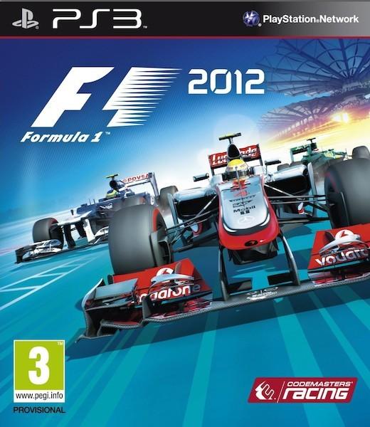 F1 2012 (Bazar/ PS3)