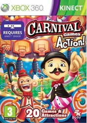 Carnival Games: In Action (Xbox 360 - Kinect)