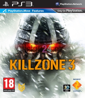 Killzone 3 (Bazar/ PS3 - Move)