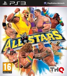 WWE All Stars (Bazar/ PS3)