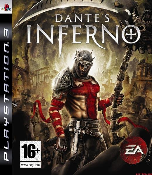 Dantes Inferno (Bazar/ PS3)