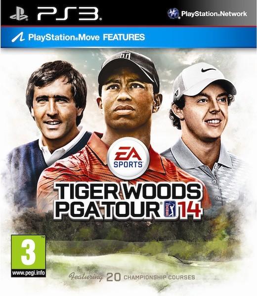 Tiger Woods PGA Tour 14 (Bazar/ PS3 - Move)