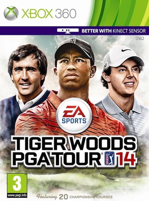 Tiger Woods PGA Tour 14 (Bazar/ Xbox 360 - Kinect)