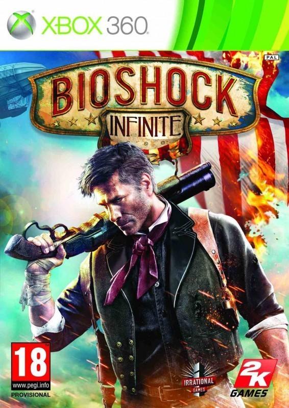 Bioshock 3: Infinite (Bazar/ Xbox 360)
