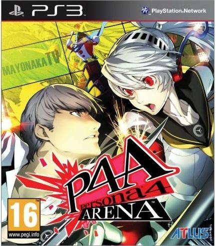 Persona 4: Arena (PS3)