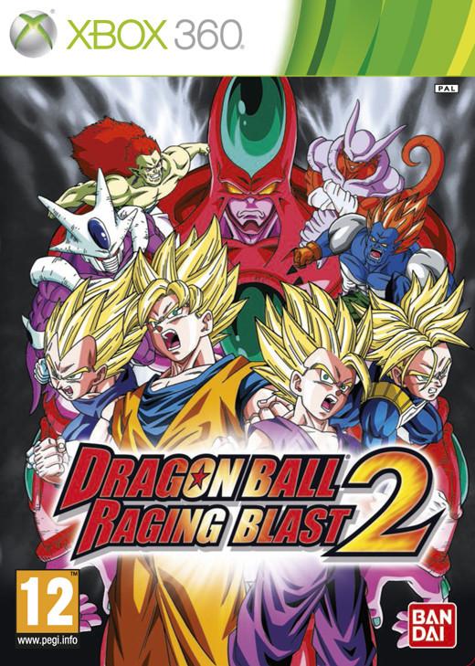 Dragon Ball: Raging Blast 2 (Bazar/ Xbox 360)