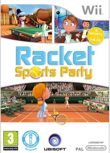 Racket Sports (Bazar/ Wii)