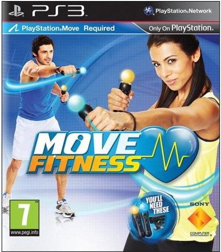 Move Fitness (Bazar/ PS3 - Move)