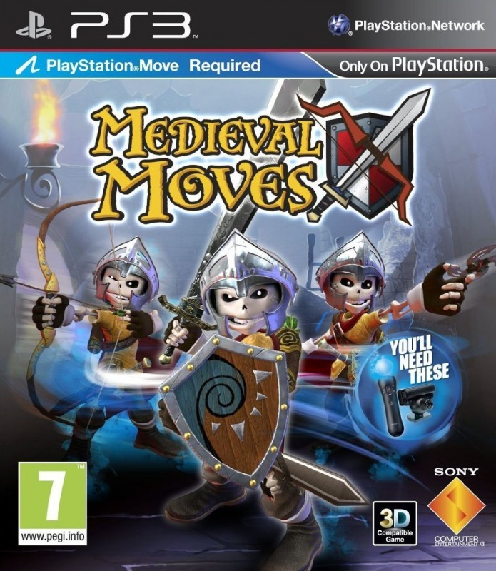Medieval Moves (Bazar/ PS3 - Move)