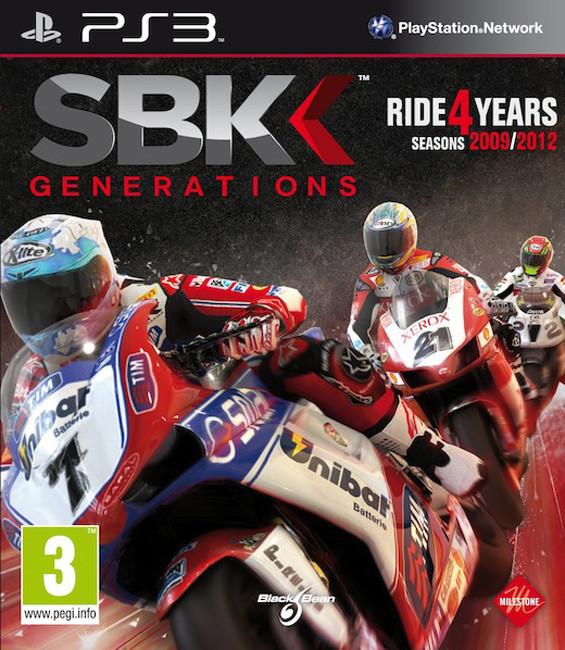 SBK Generations (Bazar/ PS3)