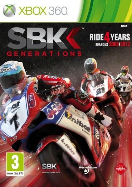 SBK Generations (Bazar/ Xbox 360)