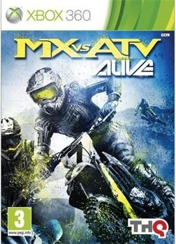 MX vs ATV Alive (Bazar/ Xbox 360)