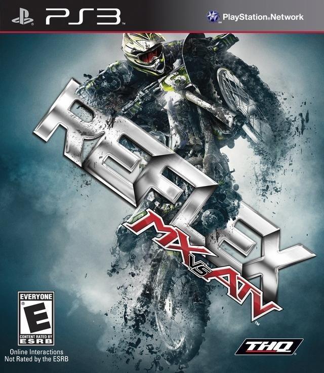 MX vs ATV: Reflex (PS3)