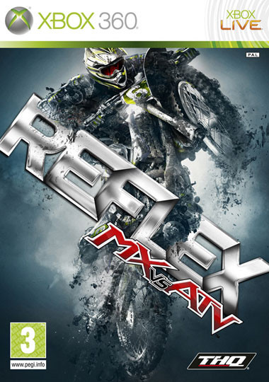 MX vs ATV: Reflex (Bazar/ Xbox 360)