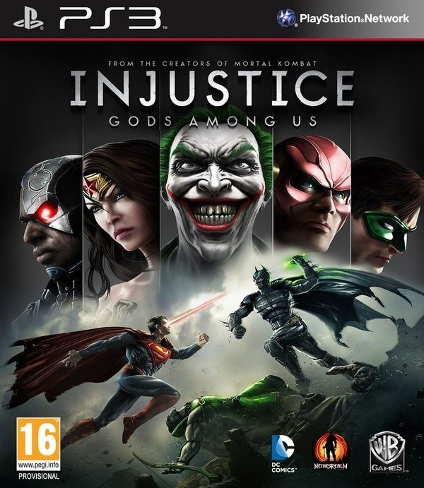 Injustice: Gods Among Us (Bazar/ PS3)