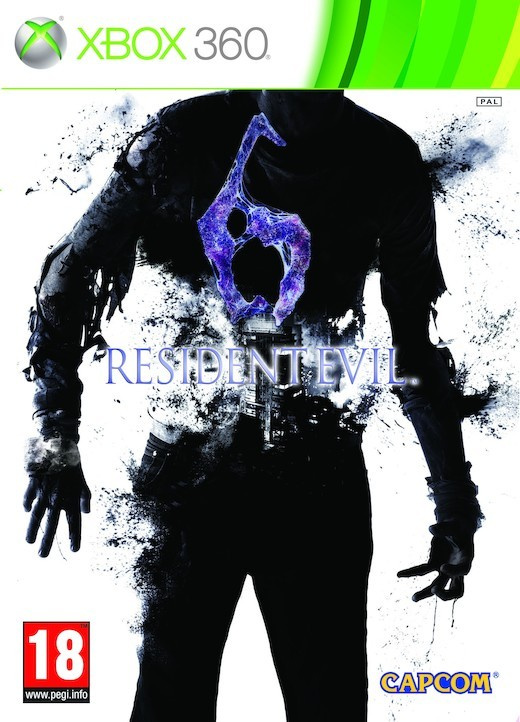 Resident Evil 6 (Bazar/ Xbox 360)