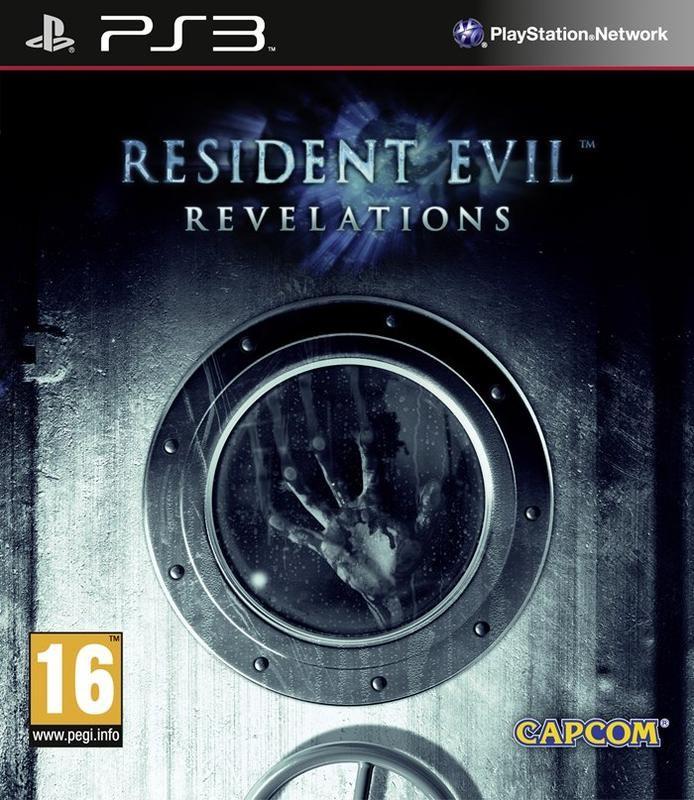 Resident Evil: Revelations (Bazar/ PS3)