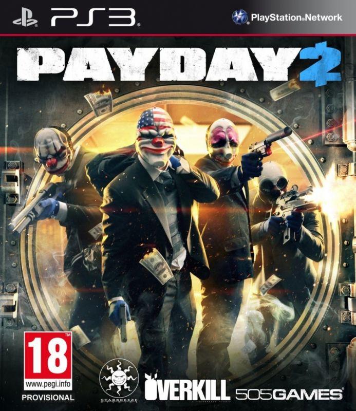 PayDay 2 (Bazar/ PS3)