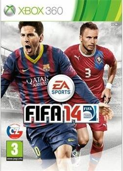 FIFA 14 (Bazar/ Xbox 360) - EN