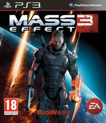Mass Effect 3 CZ (PS3)