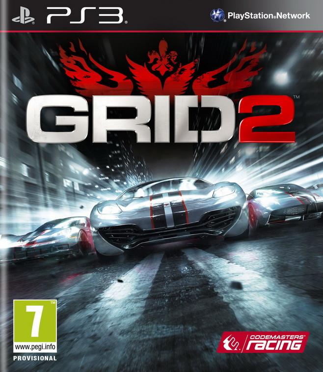 GRID 2 (Bazar/ PS3)