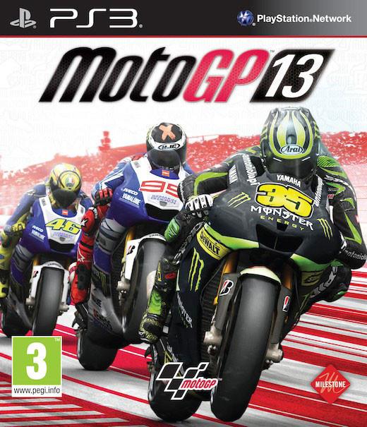 MotoGP 13 (Bazar/ PS3)