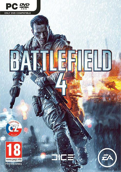 Battlefield 4 CZ (PC)